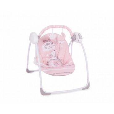 Kikkaboo Κούνια Ρηλάξ Swing Felice Pink Rabbit 31005010009