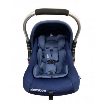 KikkabooΒρεφικό Κάθισμα Αυτοκινήτου Alvi Blue 0-13Kg 31002020065