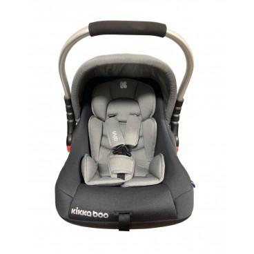KikkabooΒρεφικό Κάθισμα Αυτοκινήτου Alvi Grey 0-13Kg 31002020066