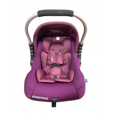 KikkabooΒρεφικό Κάθισμα Αυτοκινήτου Alvi Purple 0-13Kg 31002020067