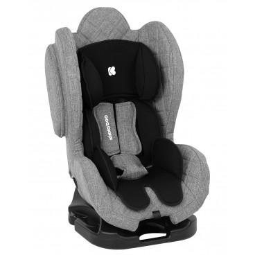 Kikkaboo Παιδικό Κάθισμα Αυτοκινήτου Bon Voyage SPS 0-25kg Dark Grey 31002060040