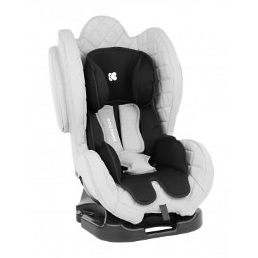Kikkaboo Παιδικό Κάθισμα Αυτοκινήτου Bon Voyage SPS 0-25kg Light Grey 31002060039