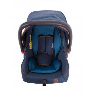 KikkabooΒρεφικό Κάθισμα Αυτοκινήτου Maui Blue 0-13Kg 31002020033