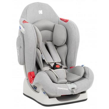 Kikkaboo Παιδικό Κάθισμα Αυτοκινήτου O'Right SPS 2020 Light Grey 0-25Kg 31002060034