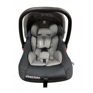 Kikkaboo Βρεφικό Κάθισμα Αυτοκινήτου Vivo Grey 0-13Kg 31002020070