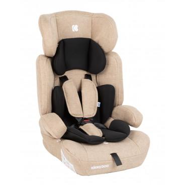 Kikkaboo Κάθισμα Αυτοκινήτου Zimpla, 9-36Kg Beige 31002080053