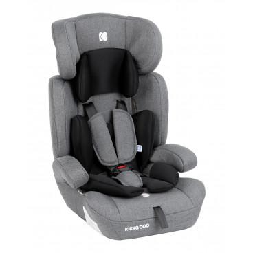 Kikkaboo Κάθισμα Αυτοκινήτου Zimpla, 9-36Kg Dark Grey 31002080054