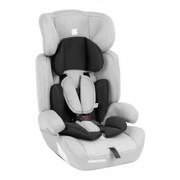 Kikkaboo Κάθισμα Αυτοκινήτου Zimpla, 9-36Kg Light Grey  31002080051