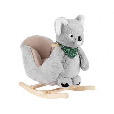 Kikkaboo Κουνιστό Ξύλινο Koala Grey 31201040001