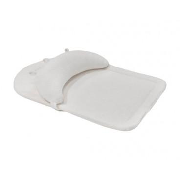 Kikkaboo Χαλάκι Παιχνιδιού Tummy Velvet White 31106010085