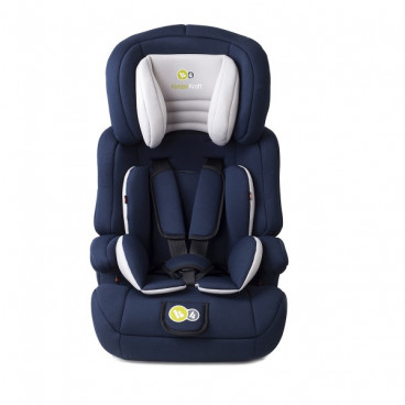 KinderKraft Κάθισμα Αυτοκινήτου Comfort Up  1-2-3, Blue  9-36kg KK99183