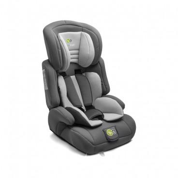 KinderKraft Κάθισμα Αυτοκινήτου Comfort Up  1-2-3, Grey 9-36kg KK99182