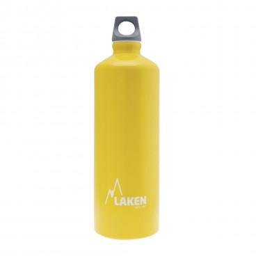 Laken Παγούρι Αλουμινίου Κίτρινο 1L 73G-YE