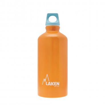 Laken Παγούρι Αλουμινίου Πορτοκαλί 600ml 71A-OR