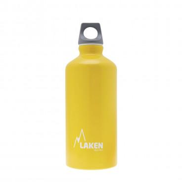 Laken Παγούρι Αλουμινίου Κίτρινο 600ml 71G-YE