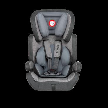 Lionelo Κάθισμα Αυτοκινήτου Levi, 9-36kg Modern Grey 5902581656520