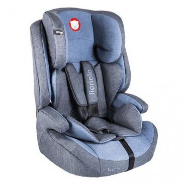 Lionelo Κάθισμα Αυτοκινήτου Nico, 9-36kg Blue 5902581652454