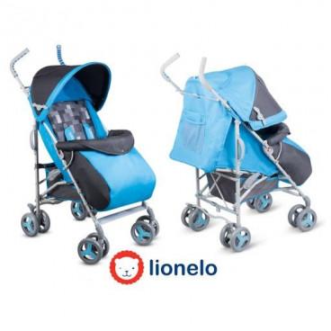 Lionelo Καρότσι Με Ποδόσακο Elia Blue 5902581651853