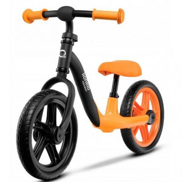 Lionelo Ποδήλατο Εκμάθησης Ισορροπίας Alex Orange 5902581657589