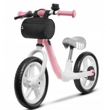 Lionelo Ποδήλατο Εκμάθησης Ισορροπίας Arie Pink 5902581657558