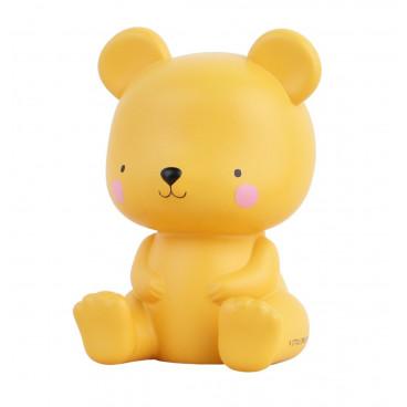 A Little Lovely Φωτάκι Νυχτός Mini Bear Light Salted Caramel LLBECA44