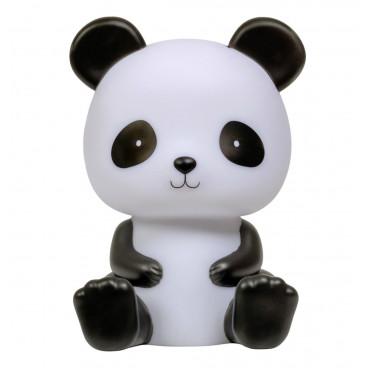 A Little Lovely Επαναφορτιζόμενο Φως Νύχτας Table Light Panda NLPAWH01