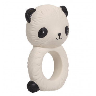 A Little Lovely Company Κρίκος Οδοντοφυΐας Panda TRPAWH04