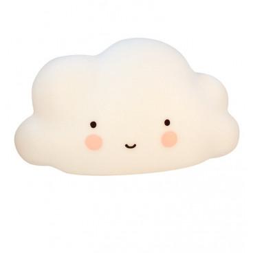 A Little Lovely Φωτάκι Νυχτός Mini Cloud Light White LTCW025