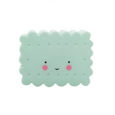 A Little Lovely Φωτάκι Νυχτός Mini Cookie Light Mint LTCO060