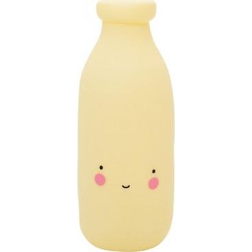 A Little Lovely Φωτάκι Νυχτός Mini Milk Light Yellow LTMI055
