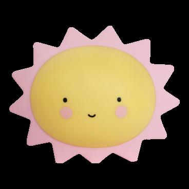 A Little Lovely Φωτάκι Νυχτός Mini Sun Light LTSU029