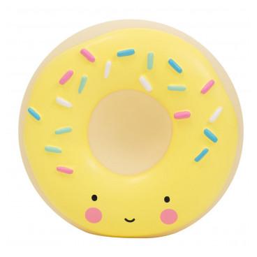 A Little Lovely Κουμπαράς Yellow Donut MBDOYL06