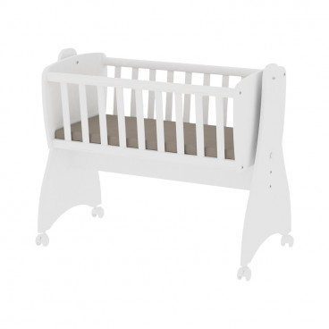 Lorelli Κρεβάτι Κούνια First Dreams White 10150550024
