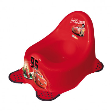 Lorelli Ανατομικό Γιο-Γιο Disney Cars Red 10130340018