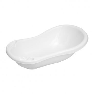 Lorelli Βρεφική Μπανιέρα 84cm Classic White 10130120091