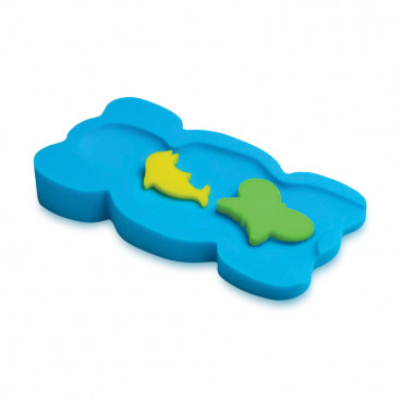 Lorelli Μαλακό Στρώμα Μπάνιου Uni Blue 1013054