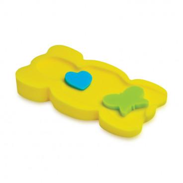 Lorelli Μαλακό Στρώμα Μπάνιου Uni Yellow 1013054