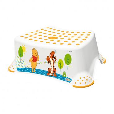 Lorelli Βοηθητικό Σκαλοπατάκι Disney Winnie The Pooh White 10130350091