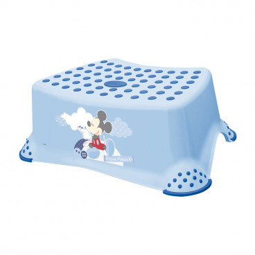 Lorelli Βοηθητικό Σκαλοπατάκι Disney Mickey Blue 10130350659