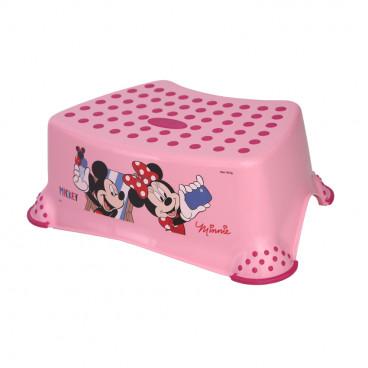 Lorelli Βοηθητικό Σκαλοπατάκι Disney Minnie Pink 10130350552