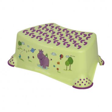 Lorelli Βοηθητικό Σκαλοπατάκι Hippo Green 1013038