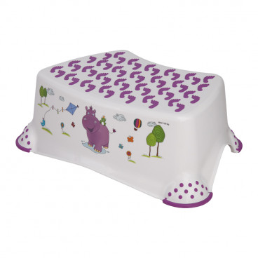 Lorelli Βοηθητικό Σκαλοπατάκι Hippo White 1013038