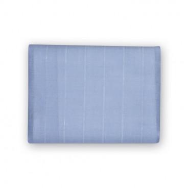 Lorelli Κουβέρτα Μωρού Αλλαγής 90/90cm Muslin Blue 20051090003