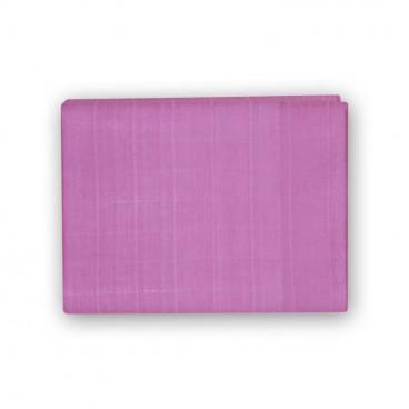 Lorelli Κουβέρτα Μωρού Αλλαγής 90/90cm Muslin Pink 20051090002