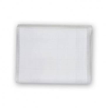 Lorelli Κουβέρτα Μωρού Αλλαγής 90/90cm Muslin White 20051090001