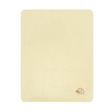 Lorelli Κουβέρτα Αγκαλιάς 75/100 cm Fleece Polar Beige 1034002