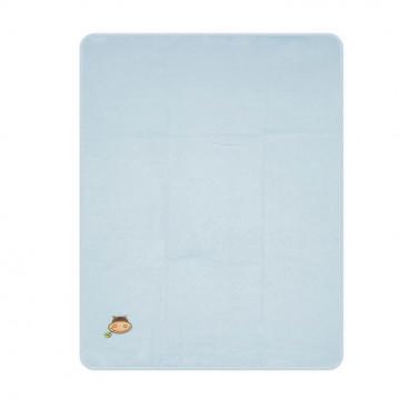 Lorelli Κουβέρτα Αγκαλιάς 75/100 cm Fleece Polar Blue 1034002