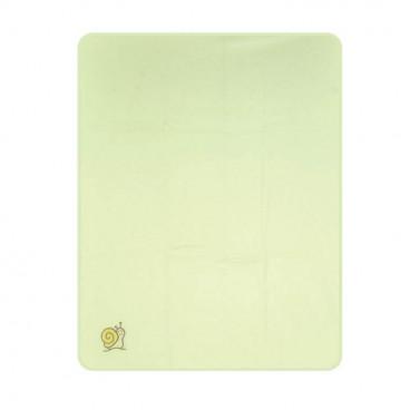 Lorelli Κουβέρτα Αγκαλιάς 75/100 cm Fleece Polar Green 1034002