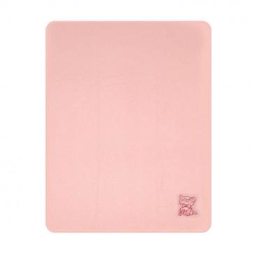 Lorelli Κουβέρτα Αγκαλιάς 75/100 cm Fleece Polar Pink 1034002