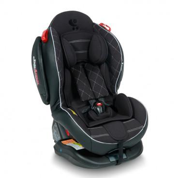 Lorelli Κάθισμα Αυτοκινήτου Arthur + Sps Isofix , 0-25 kg Black Leather 10071061766